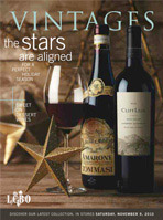 Wine Picks from November 9, 2013 LCBO VINTAGES Magazine