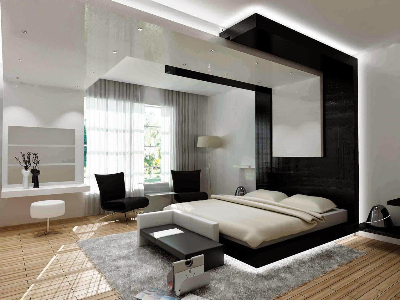 Conseils déco et relooking — Les ingrédients d\'une chambre à coucher ...