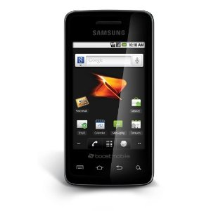 Samsung Galaxy Prevail Android Smartphone