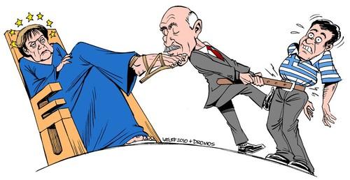 Grécia está pedindo um novo acordo de resgate europeu