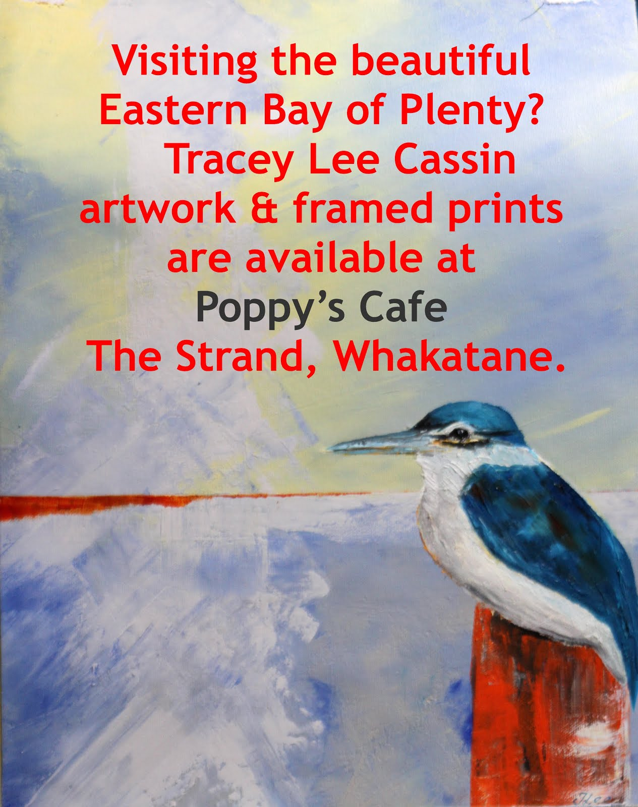 Click for directions to Poppy's Cafe...