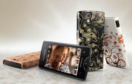 Designer Phone Sony-Ericsson Xperia Ray