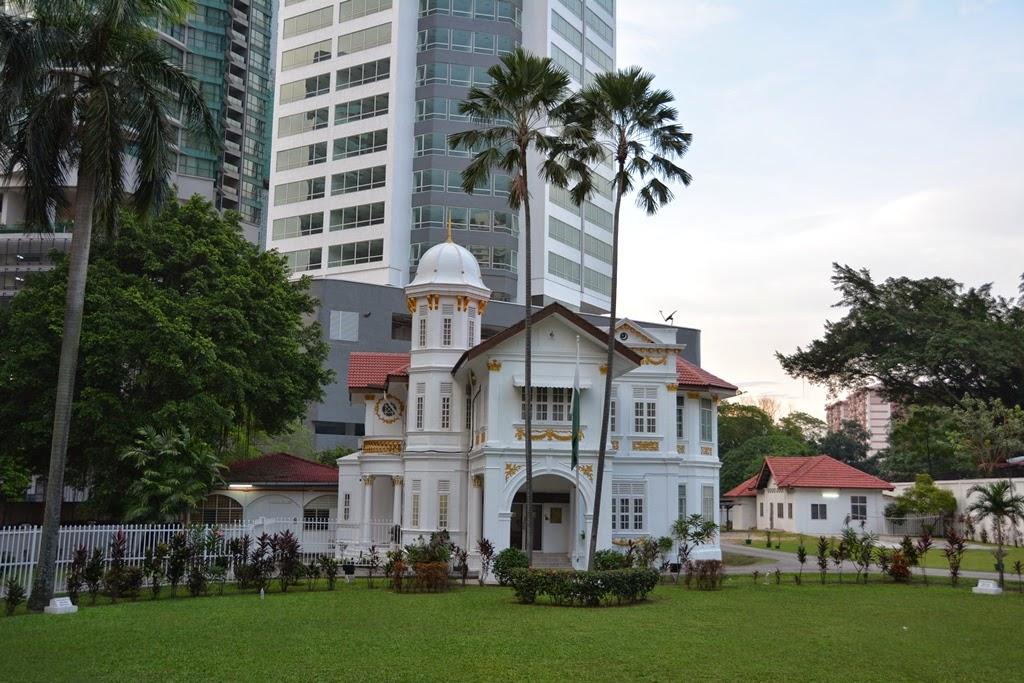 Kuala Lumpur mansions