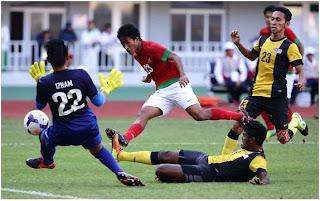 Sepak Bola Indonesia Menjadi Juara Sea Games 2013