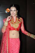 Preeti Rana Glamorous Photos in Ghagra Choli-thumbnail-12