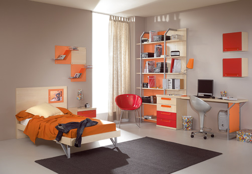 Muebles exclusivos en cardin cat dormitorios y tarimas en for Decoracion dormitorio juvenil