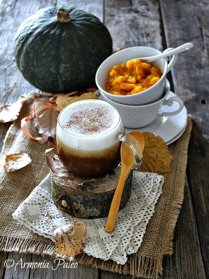 Cappuccino Speziato di Zucca di Armonia Paleo