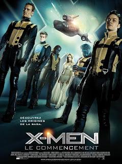 Ver X-Men Primera Generacion (2011) Online