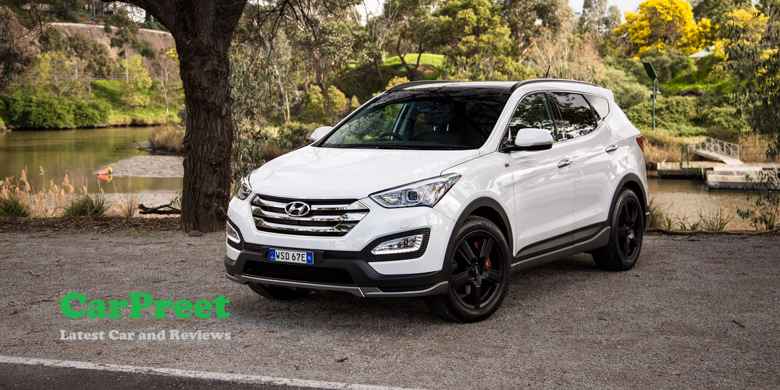 2016 hyundai santa fe sr review latest cars and reviews. Black Bedroom Furniture Sets. Home Design Ideas