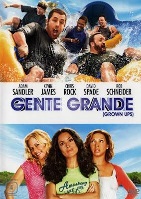 Gente Grande - DVDRip Dual Áudio