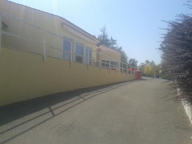 Zona do Parque de Campismo