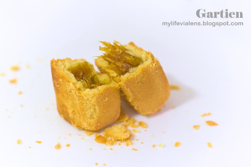 小田佳园手工凤梨酥 Gartien Pineapple Cakes