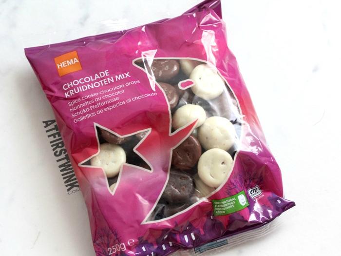 HEMA Chocolade kruidnoten mix