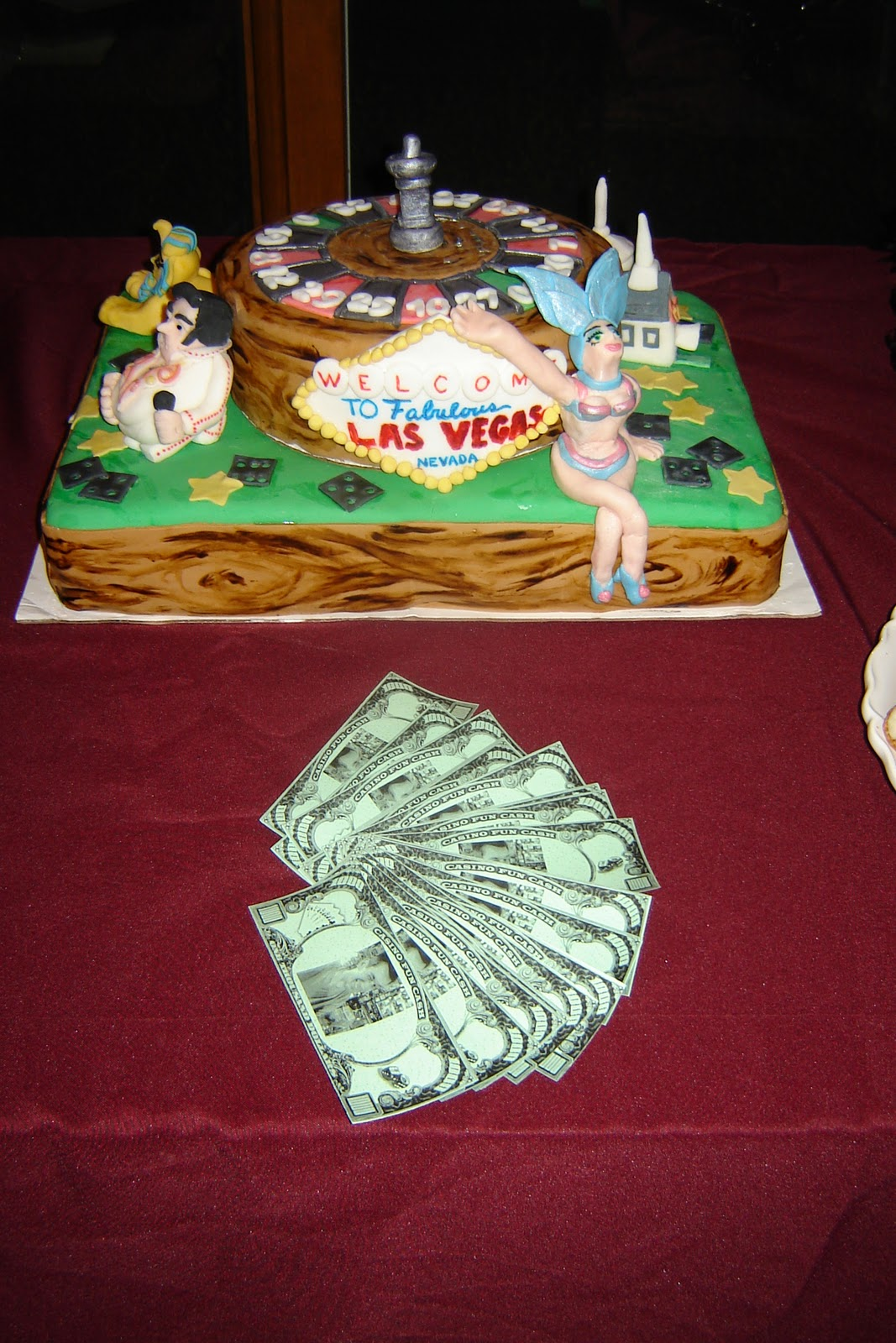 Adventures In Cake Decorating Cake 15 Michaels Viva Las Vegas