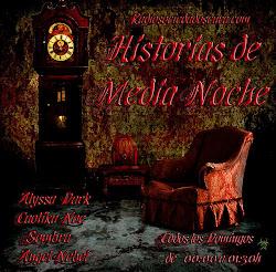 Historias De Media Noche Con Alyssa Dark y Caotika_Noe