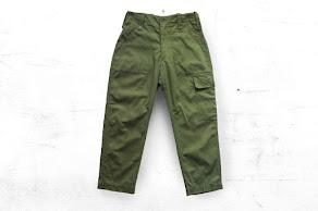 Vintage- 英國野戰軍褲