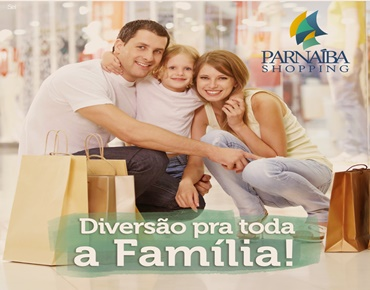 Parnaíba Shopping - Diversão para toda a Família