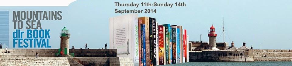 Mountains to Sea dlr Book Festival 2014