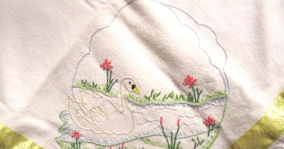 Gumleaf stitch designs embroidery machine vs hand
