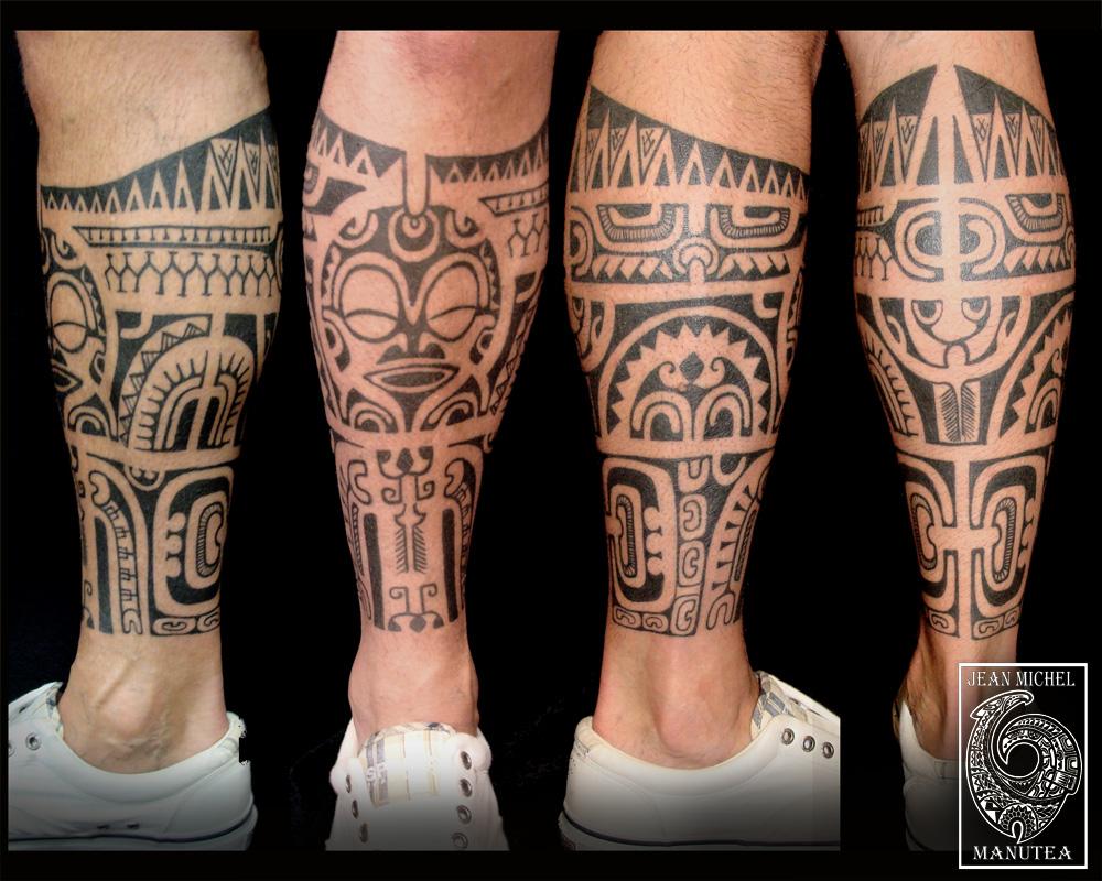 tatouage polynesien polynesian tattoo august 2012. Black Bedroom Furniture Sets. Home Design Ideas