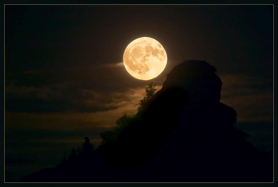 Arti Mimpi Bulan Purnama