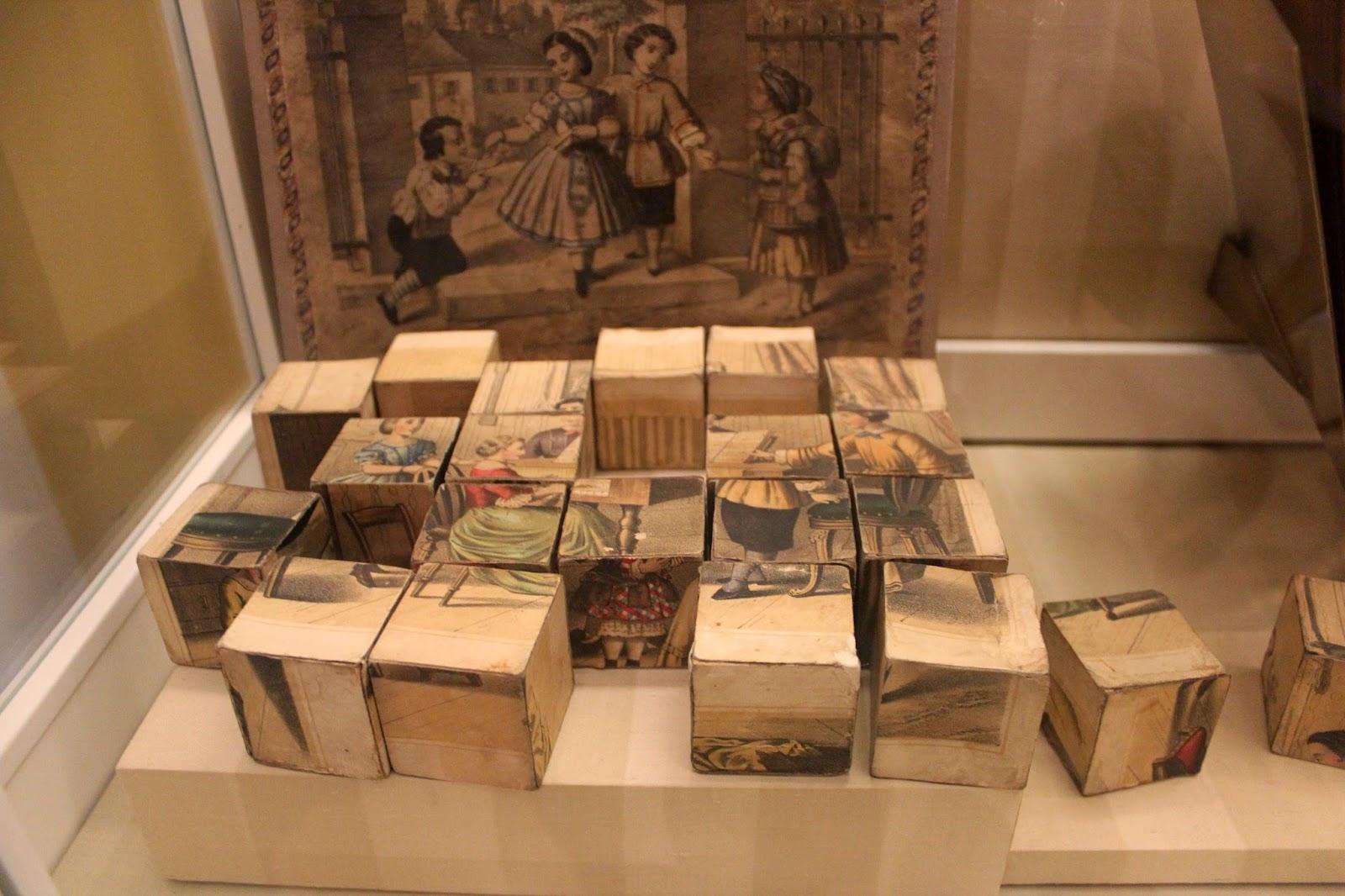 Exposición en el Museo del Romanticismo en Madrid