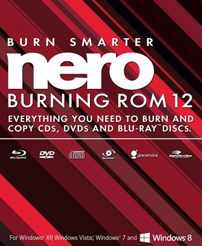 Download Nero Burning ROM 12 PT-BR
