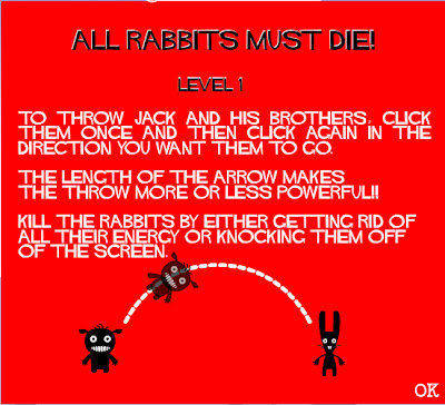 all rabbits must die introduction