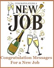 Congratulation Messages Boss Job Promotion