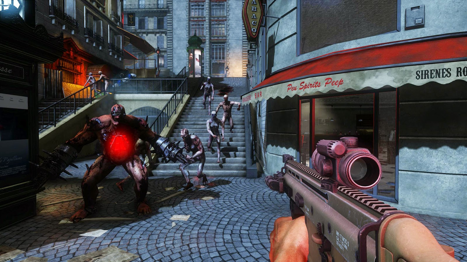 Killing floor 2 fully full version pc game free download for Floor 6 reloaded menu
