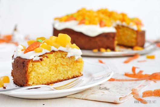 herzfutter food blog mein osterkuchen r blikuchen mit aprikosencreme. Black Bedroom Furniture Sets. Home Design Ideas