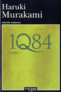 1q84 Haruki Murakami libro 3