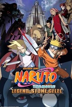 Xem Phim Truyền Thuyết Hòn Đá Gelel - Naruto the Movie 2: Legend of the Stone of Gelel