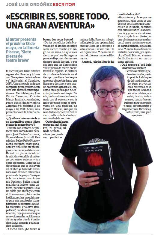 Senderos de ficci n resumen 2017 - Libreria picaso granada ...