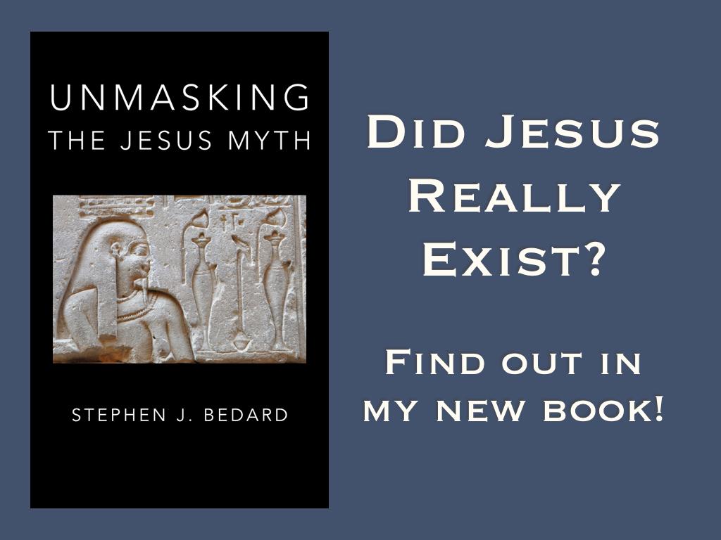 Unmasking the Jesus Myth