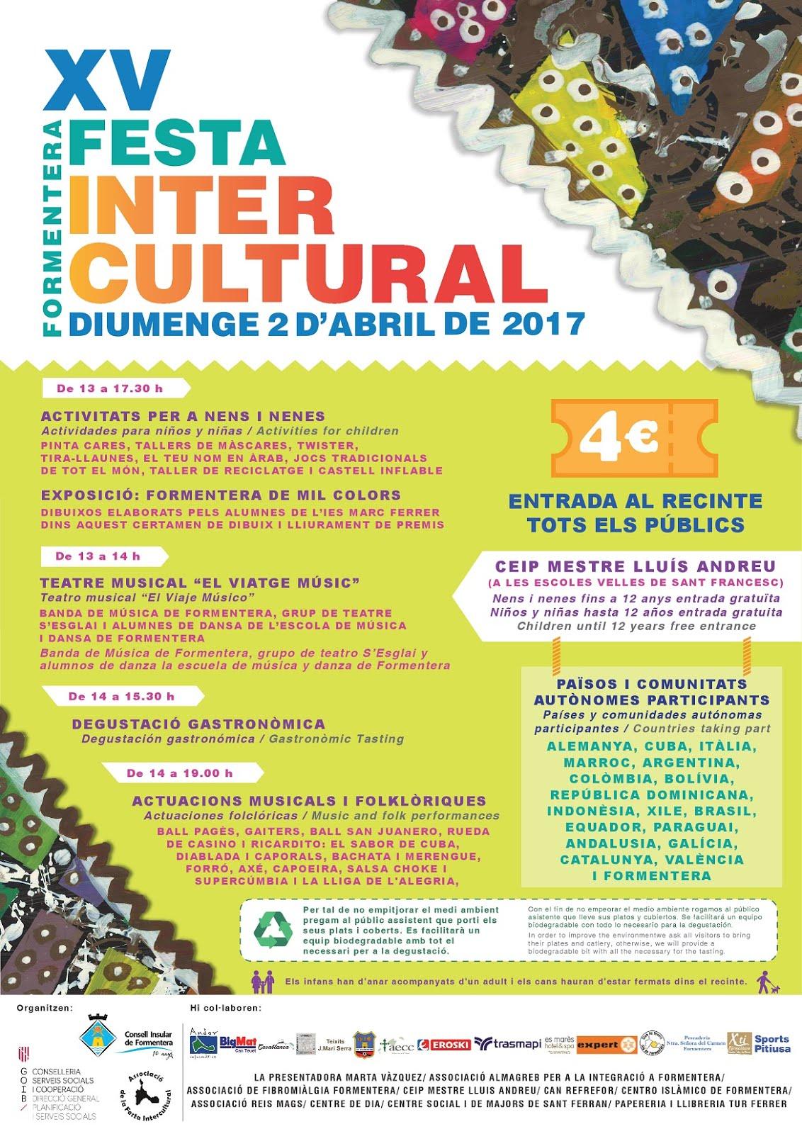 Fiesta Intercultural Formentera