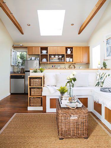 Style house homes superb small spaces for House and home small spaces