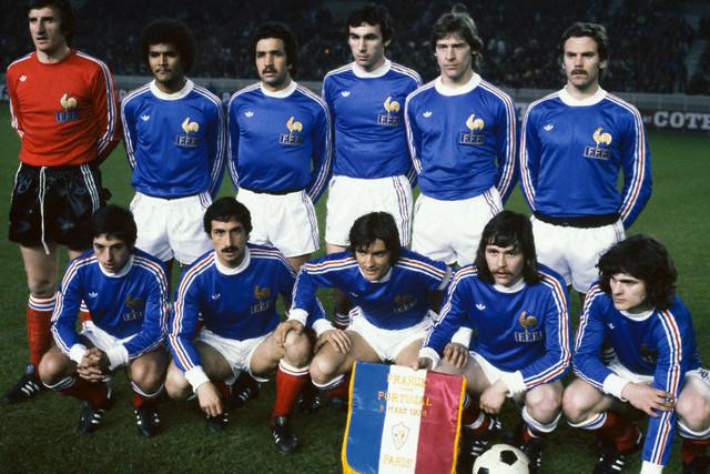 C era una volta la francia l involuzione etnica di una - Equipe de france coupe du monde 2002 ...