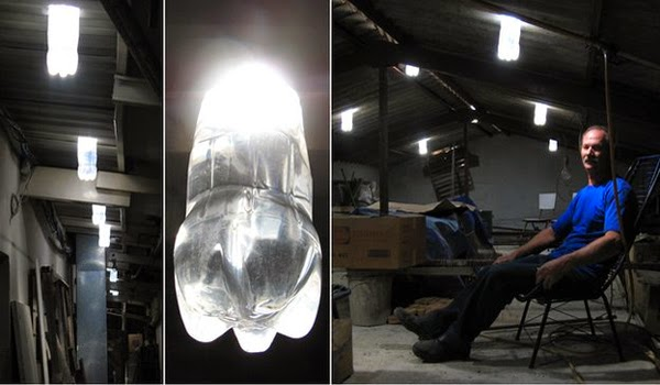 Sunlight in a Bottle? Its Real, and its Changing Millions of Lives‏