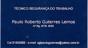 Paulo Roberto Guterres Lemos