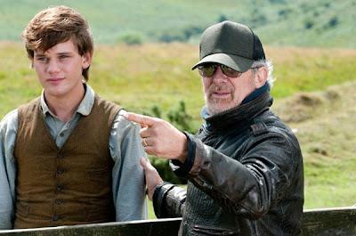 Steven Spielberg in War Horse