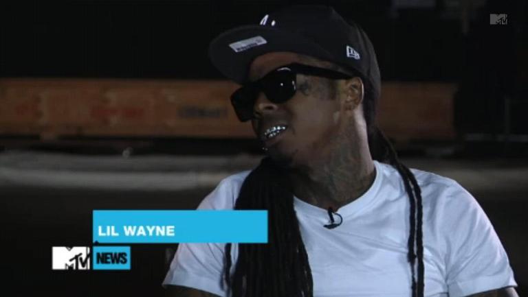 Foto do Lil Wayne & Sway
