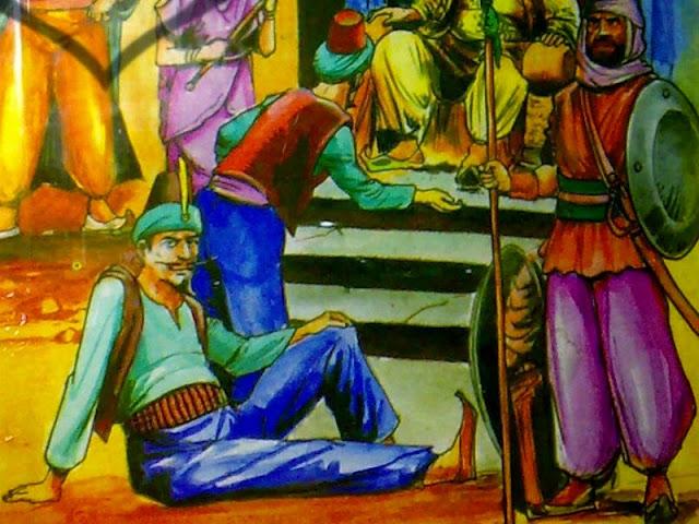 Cerita Abu Nawas - Lebih Suka Masuk Penjara