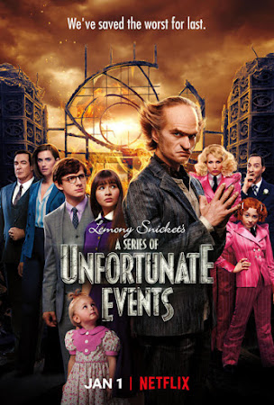 Poster Of A Series of Unfortunate Events Season 03 Complete 2019 Watch Online Free Download