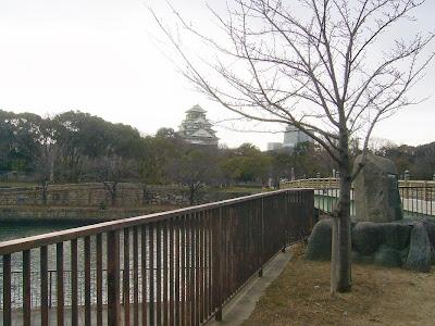 OBP(大阪ビジネスパーク)ウォーキング 大阪城