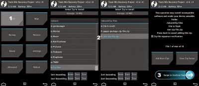 Rooting Lenovo S850 Running Android KitKat Row Version