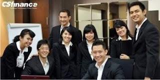 Lowongan Kerja 2013 Market Analyst PT Central Santosa Finance Desember 2012