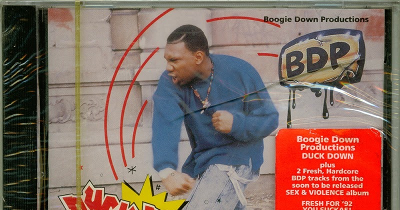 boogie down productions essays on bdp ism
