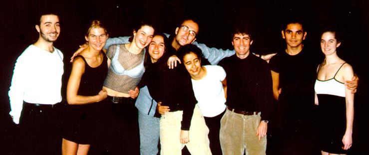 A.S.Q. em Londres, Palco do The Place em 1997