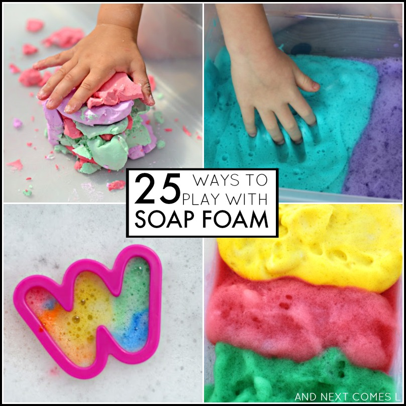 sensory activities for preschool 25 soap foam sensory activities for and next comes l 568